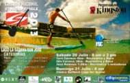 Final de Stand Up Paddle 2013 Costa Rica