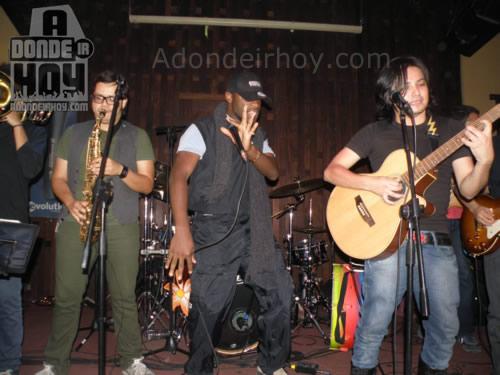 Luisga y los Ajenos - Dan Robinson