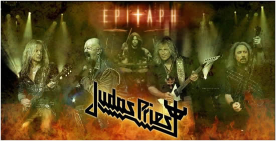 Judas Priest en Costa Rica - Epitaph World Tour 2011