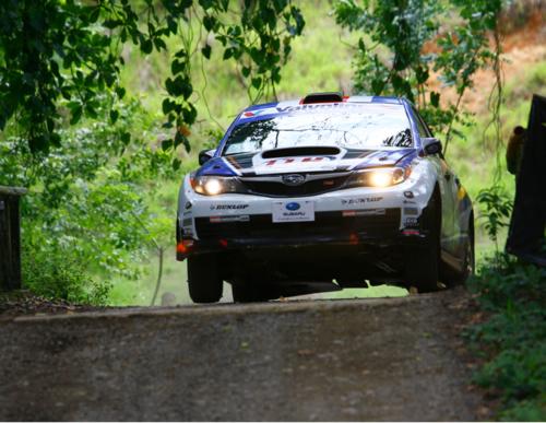 Montalto gana Rally de Jaco