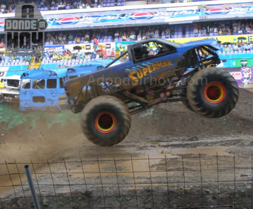 Monster Jam Costa Rica - Todo listo