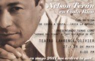 Nelson Teran en Costa Rica