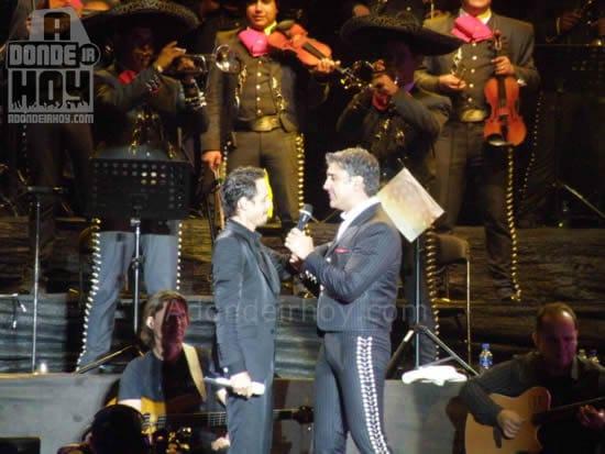 Concierto Marc Anthony y Alejandro Fernandez en Costa Rica