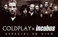 Especial de Coldplay e Incubus