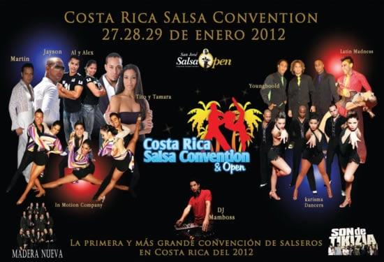 Costa Rica Salsa Convention