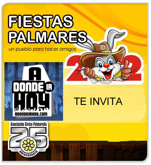 Fiestas Palmares 2012