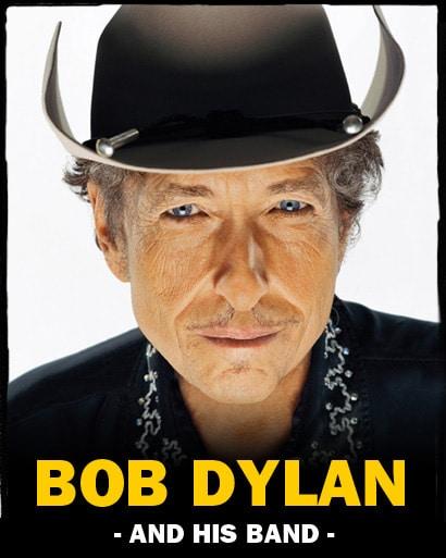 Conciertos - Bob Dylan en Costa Rica
