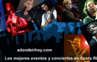 Calendario de Eventos y Conciertos en Costa Rica