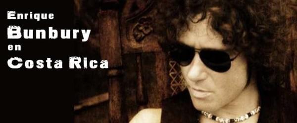 Enrique Bunbury en Costa Rica - Adondeirhoy.com