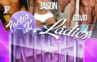 Factor X viene al Este - Ladies Night