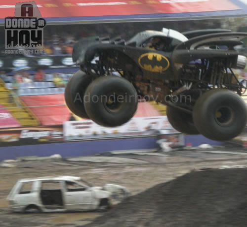 Monster Jam 2012 de nuevo en Costa Rica