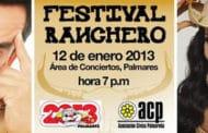 Festival Ranchero Palmares 2013 con Joan Sebastian y Maribel Guardia