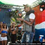 Toldo Pepsi Music Tope Palmares 2013