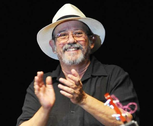 Silvio Rodriguez en Costa Rica