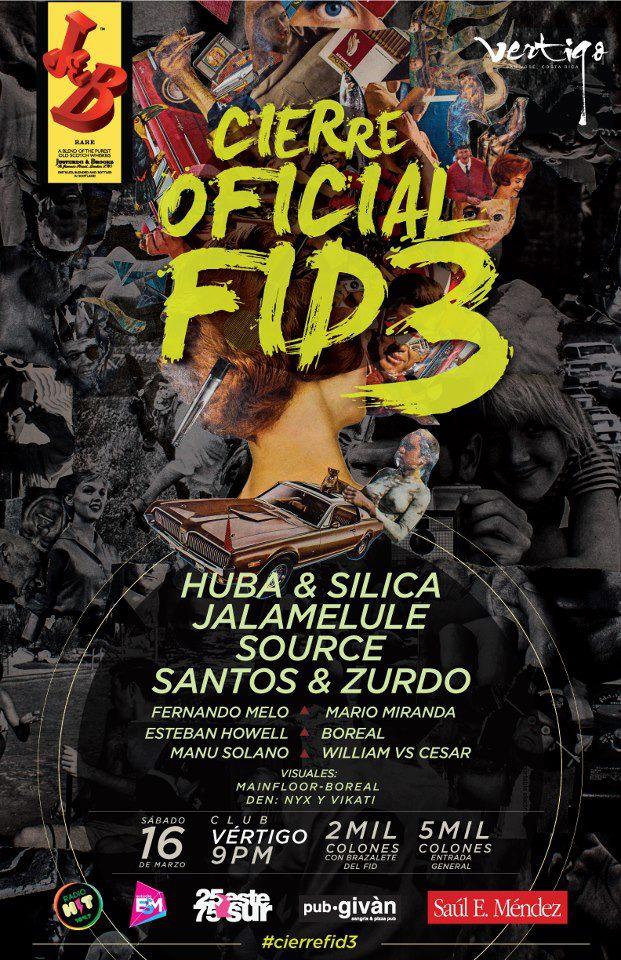 Cierre Oficial FID 3