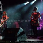 The Great Wilderness en el Rock Fest 2013
