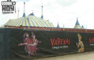 Tour Montaje Circo del Sol en Costa Rica
