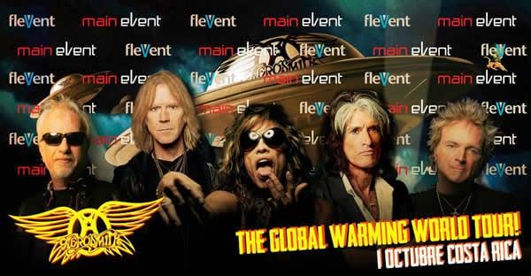 Conocer a Aerosmith en persona