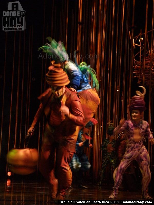 Cirque Du Soleil Colors: Cirque Du Soleil En Costa Rica