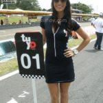 Cuarta Fecha MotorShow 2013 - Sharon Segura