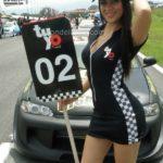 Cuarta Fecha MotorShow 2013 - Xiomara Vargas