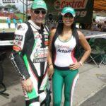 Cuarta Fecha MotorShow 2013 - Ivan Sala y Bianca Quesada