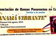 Panama Vibrante Pro Ayuda Cadena Mayor