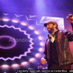Concierto Juan Luis Guerra en Costa Rica 2013