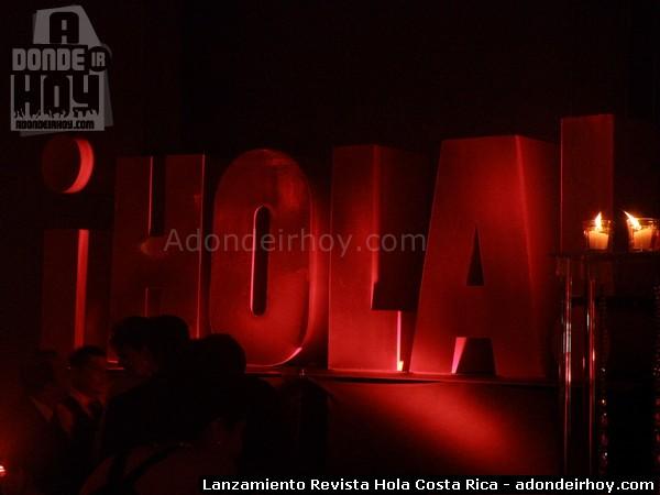 Lanzamiento Revista Hola Costa Rica