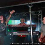 Cafe con Leche en el Hard Rock Cafe