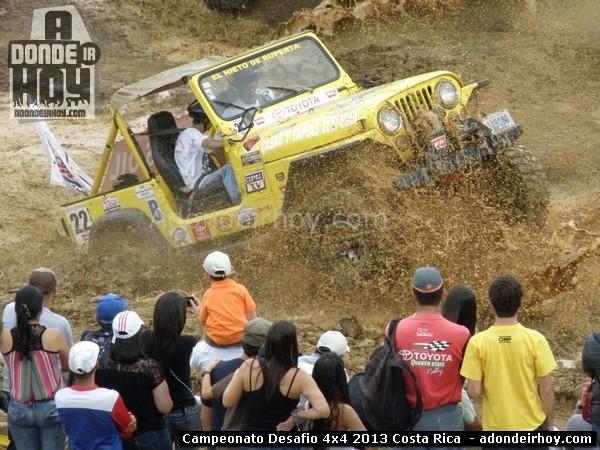 Campeonato Desafio 4x4 2013