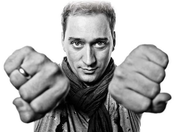 Paul Van Dyk en Costa Rica