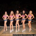 Candidatas a Señorita Verano 2014