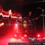 Concierto de Enrique Bunbury en Costa Rica