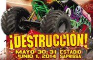 Vuelve el Monster Jam 2014