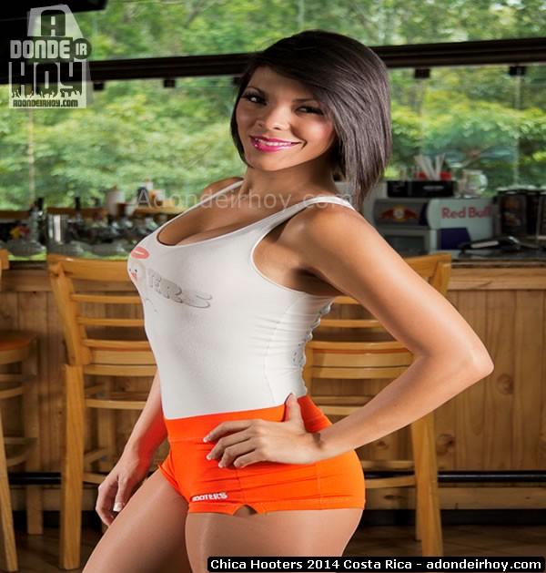 Brenda Alfaro Hooters Heredia