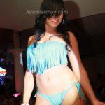 Pasarela Chica Hooters 2014 Bikini Costa Rica - 007
