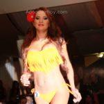 Pasarela Chica Hooters 2014 Bikini Costa Rica - 016