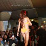 Pasarela Chica Hooters 2014 Bikini Costa Rica - 022