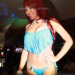 Pasarela Chica Hooters 2014 Bikini Costa Rica - 090