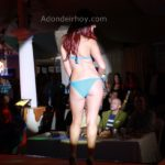 Pasarela Chica Hooters 2014 Bikini Costa Rica - 125