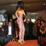 Pasarela Chica Hooters 2014 Bikini Costa Rica - 157