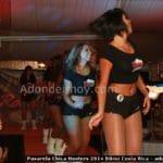 Pasarela Chica Hooters 2014 Bikini Costa Rica - 165