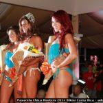 Pasarela Chica Hooters 2014 Bikini Costa Rica - 218