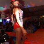 Pasarela Chica Hooters 2014 Disfraz Costa Rica - 015