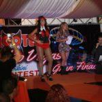 Pasarela Chica Hooters 2014 Disfraz Costa Rica - 016