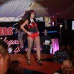 Pasarela Chica Hooters 2014 Disfraz Costa Rica - 017