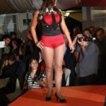 Pasarela Chica Hooters 2014 Disfraz Costa Rica - 027