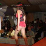 Pasarela Chica Hooters 2014 Disfraz Costa Rica - 030