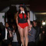 Pasarela Chica Hooters 2014 Disfraz Costa Rica - 037
